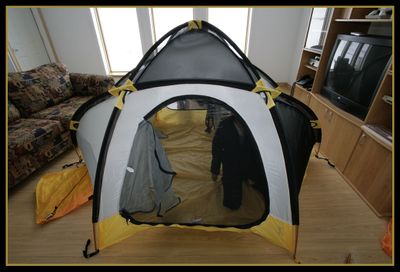 I only briefly skimmed the setting up instructions (a set comes with the tent and is also available as a pdf online) not because Iu0027m a guy and instructions ... & The House u0026 other Arctic musings: Eureka K2 XT Tent - First ...
